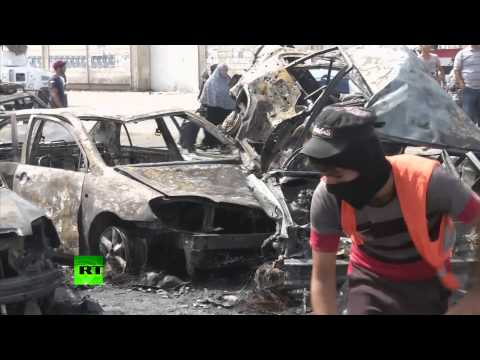 RAW: Bloody wave of car bombings kill dozens of Shiites as ISIS advances