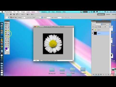 Make Transparent Background Photoshop