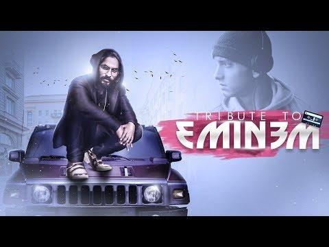 EMIWAY TRIBUTE TO EMINEM bantai..song video full HD MP3