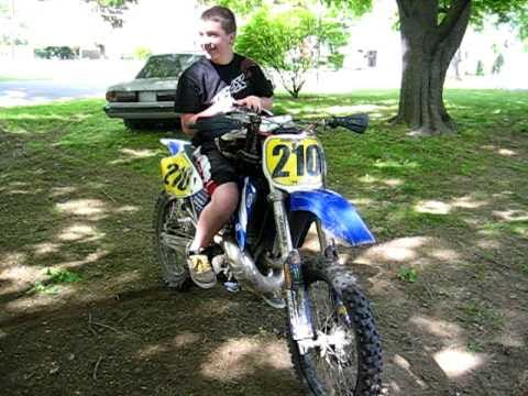 yz 250 AMAZING sound!!