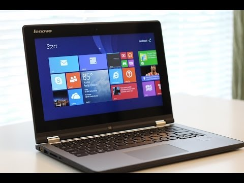 Lenovo Yoga 2 11 2 in 1 Laptop Review