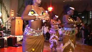 African Dance, The Najwa Dance Group - USA Live Performance, Clip TWO