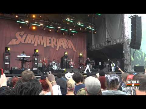 Million Stylez live at Summerjam Festival 2012