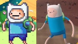 Adventure Time - EVOLUTION