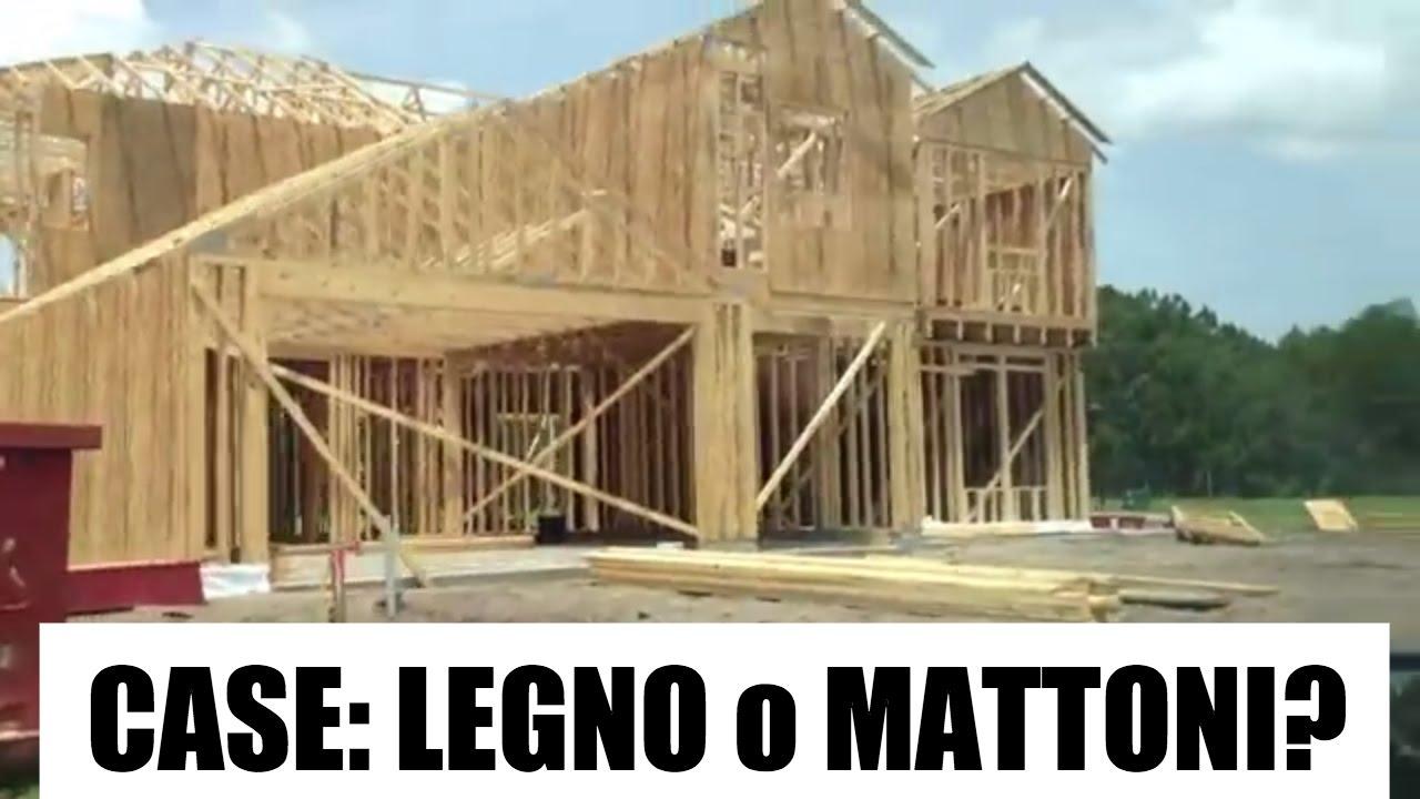 le case americane di legno solo 2 spanne sopra quelle italiane youtube