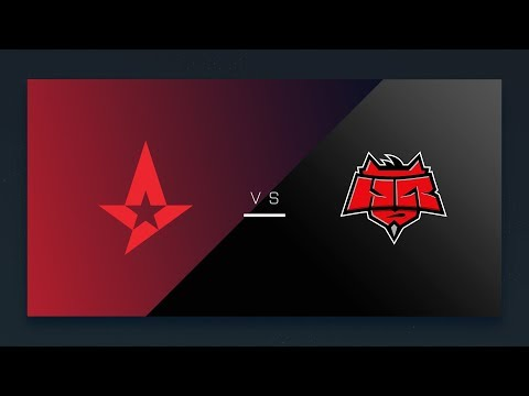 CS:GO - Astralis vs. HellRaisers [Overpass] Map 2 - EU Day 23 - ESL Pro League Season 6