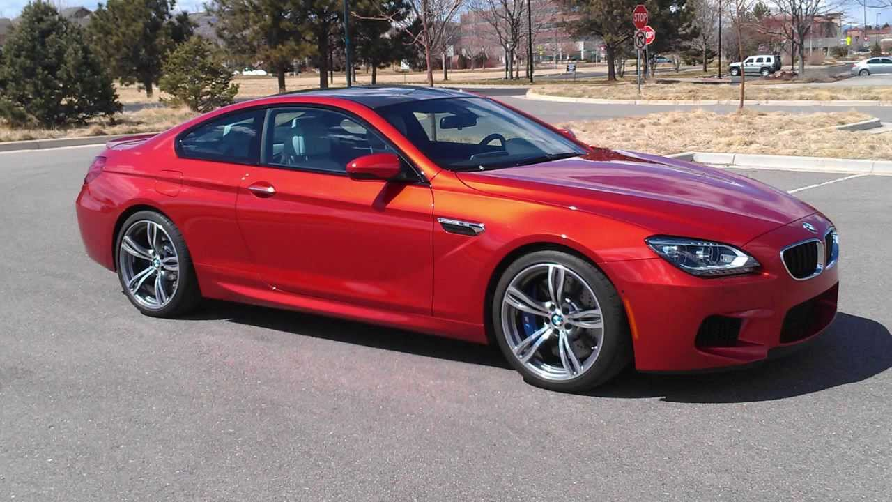 Real First Impressions Video 2013 Bmw M6 Coupe Twin