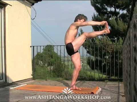 Ashtanga Yoga Poses: Utthita