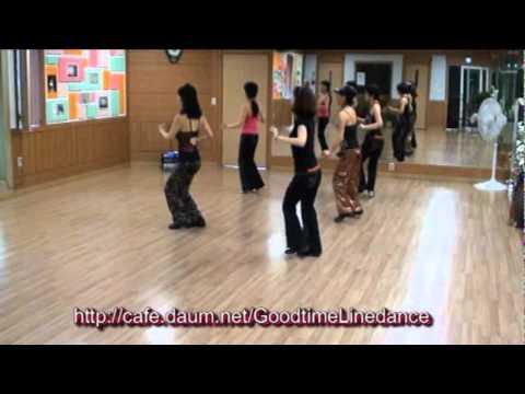 Cupid Shuffle Line Dance video