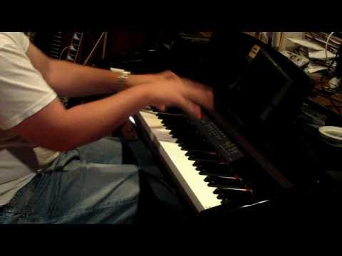 M Harrison plays some Rachmaninoff