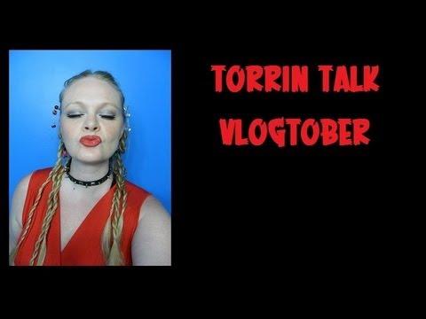 Torrin Talk: Vlogtober - #7 Q&A and Live Tweet