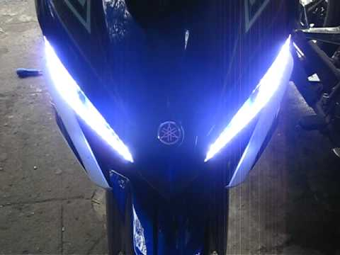 Exciter 2011 style Led AUDI 2011 + Led 3W ( demi + xinhan) ...