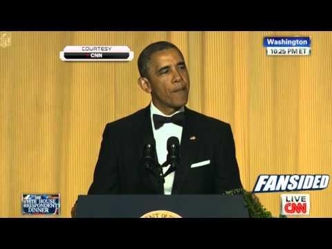 President Obama mocks Richard Sherman at White House Correspondents' Dinner