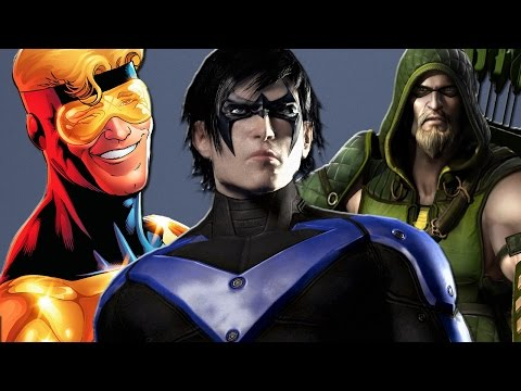 7 DC Characters That Deserve Standalone Movies