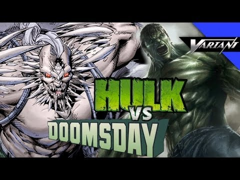 Hulk Vs Doomsday: Epic Battle! video