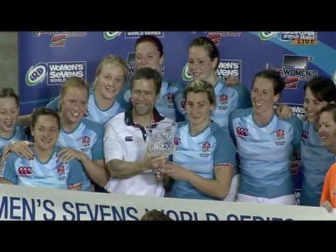England beats USA RUgby 7's Houston Cup Final - Universal Sports