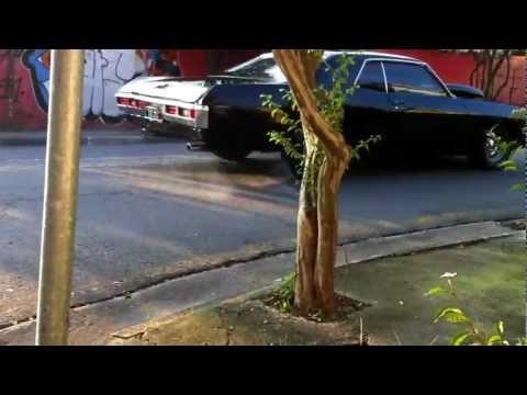 Impala 1969 Big Block Chevy 454 Burn Out