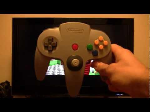 Bluetooth N64 / Wii Emulator Controller