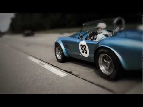 LOUD 289 FIA Shelby Cobra cruising!! PRO SOUND! This car shook my eardrums!!