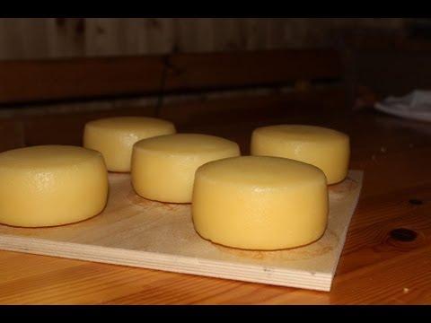 Как в домашних условиях сделать козий сыр в домашних условиях
