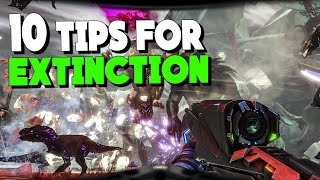 10 TIPS AND TRICKS YOU MAY NOT KNOW ABOUT ARK EXTINCTION! | ARK: Survival Evolved