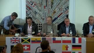 Incontro Rete L'ABUSO & ECA Global alla Stampa Estera in Italia
