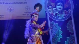Apurbo Krsna Obhisar Munipuri dance