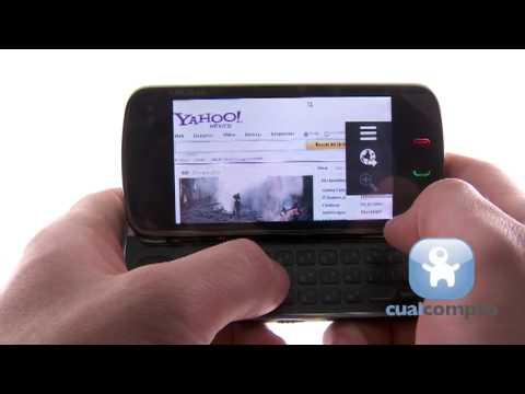 Nokia N97 - Datos