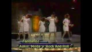 Fandango - Autos, Moda y Rock and Roll (En Vivo)