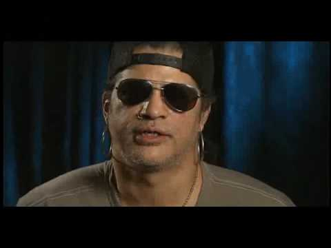 Slash talks about performing at AMM 2008
