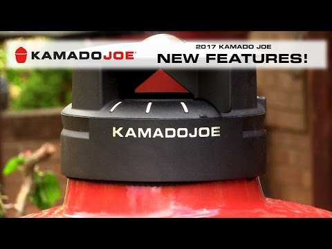 2017 Kamado Joe New Features