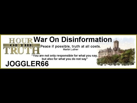 "Hour Of The Truth – Hegelian Dialectic, ""Chemtrails"" & The Jesuits Today"