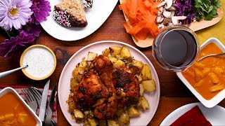 Easy Dinner For A Cozy Valentine's Day At Home • Tasty