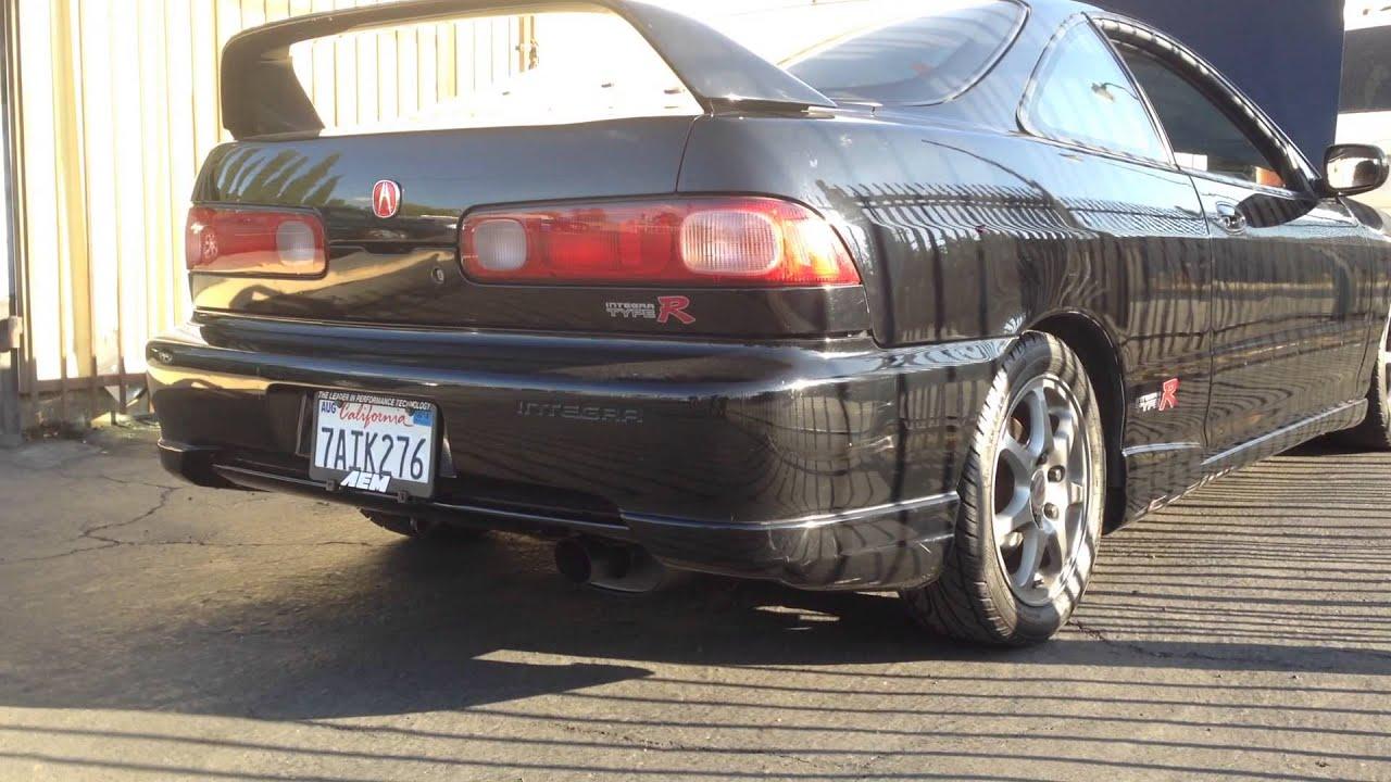 Exhaust Integra Type r Integra Type r K20a2 Vibrant