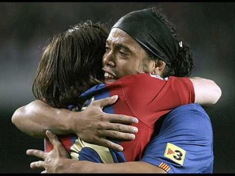 New: Lionel Messi-Inexplicable