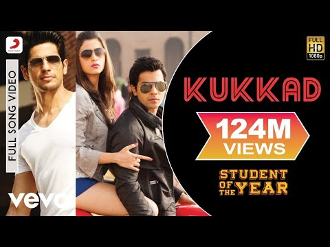 Student Of The Year - Kukkad Video | Sidharth Varun Alia Bhatt...