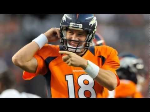 Peyton Manning Takes Big Hit From Bruce Irvin In Denver Broncos Loss To Seattle Seahawks