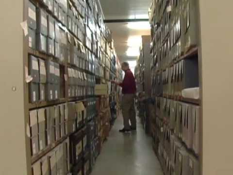 Interview with Museum Archivist Peter Alter