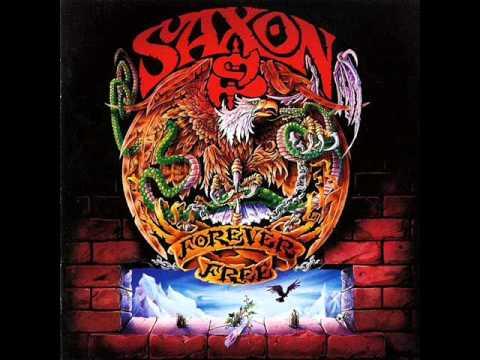 Saxon - Forever Free