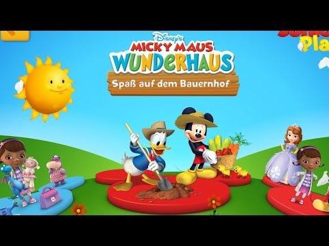 mickey mouse wunderhaus spiele