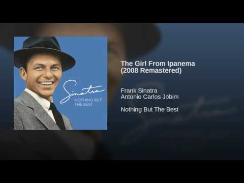 The Girl From Ipanema Chords Frank Sinatra Bellandcomusic