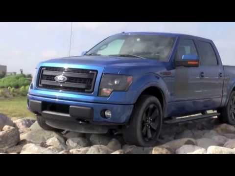 2014 Ford F-150 FX4 Off Road Test