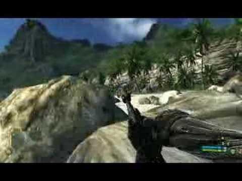 Crysis en ATI HD 2600 Pro.