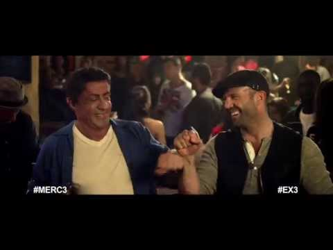 I Mercenari 3 - The Expendables: Primo Spot Italiano ride video