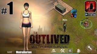 The Outlived Gameplay - New Last Day On Earth Multiplayer Survival Clone