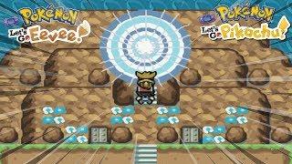 ¡UltraUmbrales en 'Pokémon Let's Go Pikachu y Le't Go Eevee GBA'!