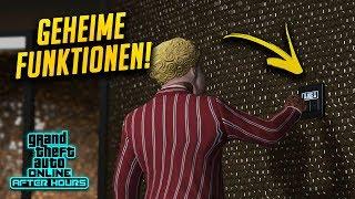 GTA Online After Hours — Geheime Funktionen im Nightclub? — GTA 5 DLC Update