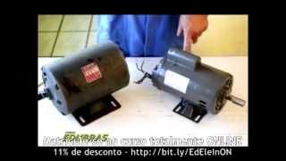 Curso de Eletricidade Industrial: A máquina perfeita: motor elétrico trifásico. EDUBRAS online.