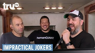 Impractical Jokers - House Tour From Hell | truTV
