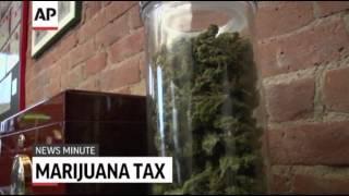 Marijuana tax on Colorado November 1, 2013